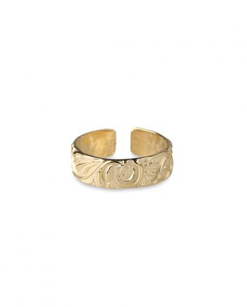Ring Guld Brave & Gorgeous