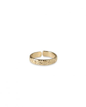 Ring Guld Fingertip