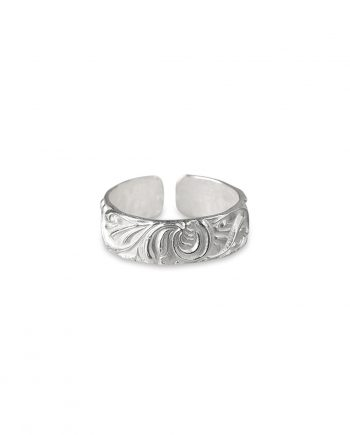 Ring Silver Brave & Gorgeous