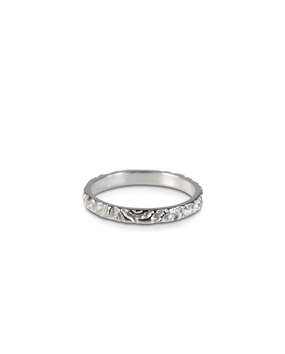 Ring Silver Brave & Gorgeous Thin Ring