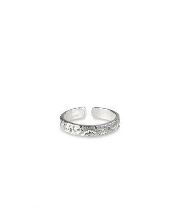 Ring Silver Fingertip