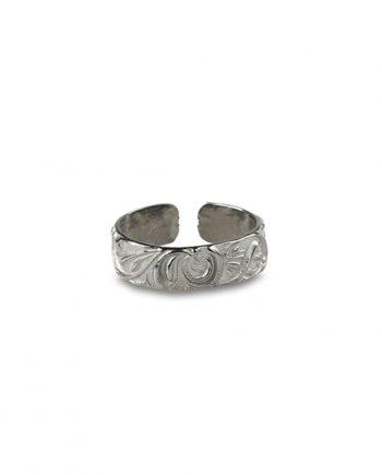 Ring Svart Brave & Gorgeous