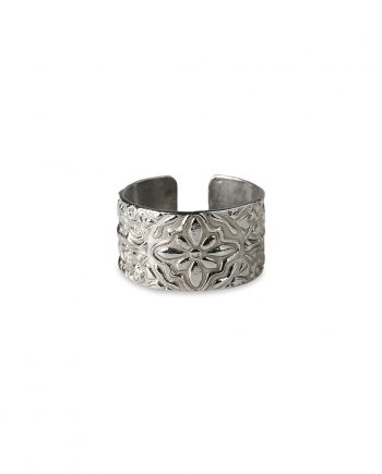 Ring Svart Shieldring