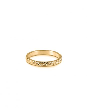 Ring Guld Brave & Gorgeous Thin Ring