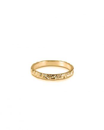 Ring Guld Brave & Gorgeous Thin Ring