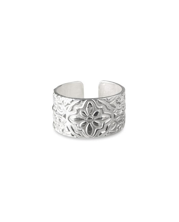 Ring Silver Shieldring