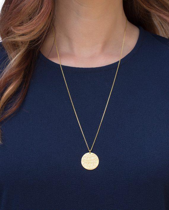 Halsband-Guld-My-Story-60-cm-Modell-Shieldmaid-1395-SEK
